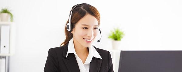 線上客服人員 解決問題的速度與能力